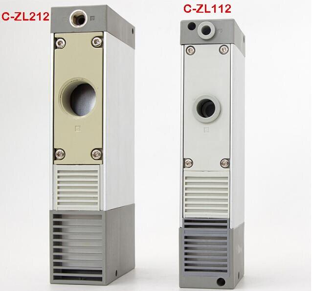 Éjecteur à plusieurs étages de filtre à vide industriel de générateur de vide à plusieurs étages d'aspiration élevée