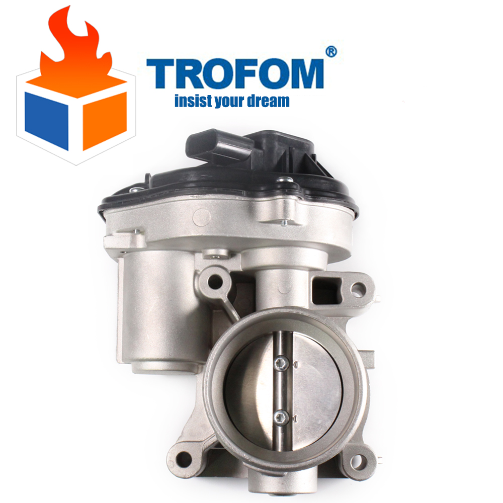 Throttle Body Assembly For FORD C MAX FOCUS MONDEO YP4F9U9E926AC 1537636 1362955 1444984 4M5G9F991EC 4M5G9F991ED 4M5G9F991FA