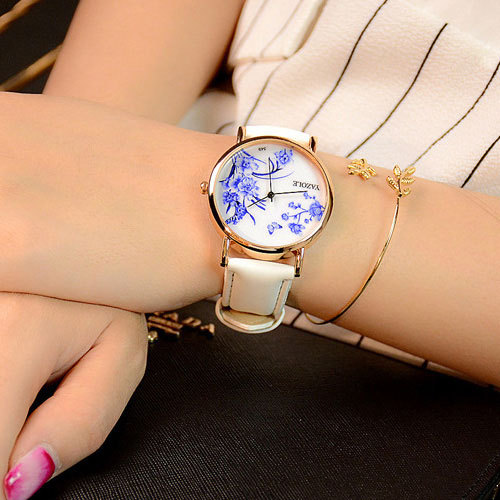 2017 Wrist Watch Women Ladies Brand Famous Wristwatch Female Clock Quartz Watch Girl Quartz-watch Montre Femme Relogio Feminino