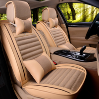 3D Full Surrounded Car Seat Cover For Four Seasons, Health And Environmental Protection Of The Universal Car Cushion