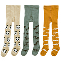 3Pair/lot Baby Children's Stocking Pantyhose Babys Clothing Kids Toddler Tights Kawaii Boys Girls Tights Soft Cotton For 0-3Y