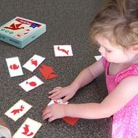 Kids Houten Montessori Materialen Tamgram Spelletjes Baby Montessori Educatief Houten Speelgoed Voor Kinderen Puzzels Boord Speelgoed