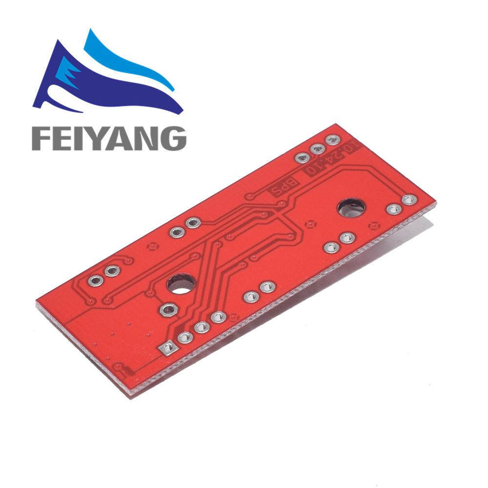 Image 2 - A3967 EasyDriver Stepper Motor Driver  development board 3D Printer A3967 module-in Integrated Circuits from Electronic Components & Supplies