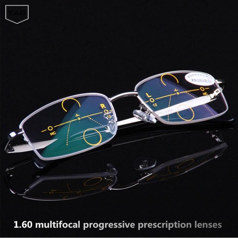 Gleitsichtglas objektiv Anti Multi Progressive Vario 60 In 1 Brennweite Nähe Look Reflektierende Der Ergänzung Asphärische Sehen Von Weit 5tWvxRq