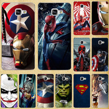 Super Hero Phone Case Cover For Samsung Galaxy XCover 4 G390 G390F Silicone Back Cover For Samsung Galaxy XCover4 Case X Cover 4(China)