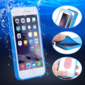 KISSCASE Waterproof Case For iPhone 5 5S SE 6 6S Plus Hybrid TPU Screen Touch Underwater Phone Cover For iPhone SE 6 6S 5S Coque