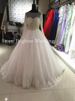 Robe De Mariage Princess Bling Luxury Crystals White Wedding Dress Gown 2016 Sexy Backless Bridal Wedding