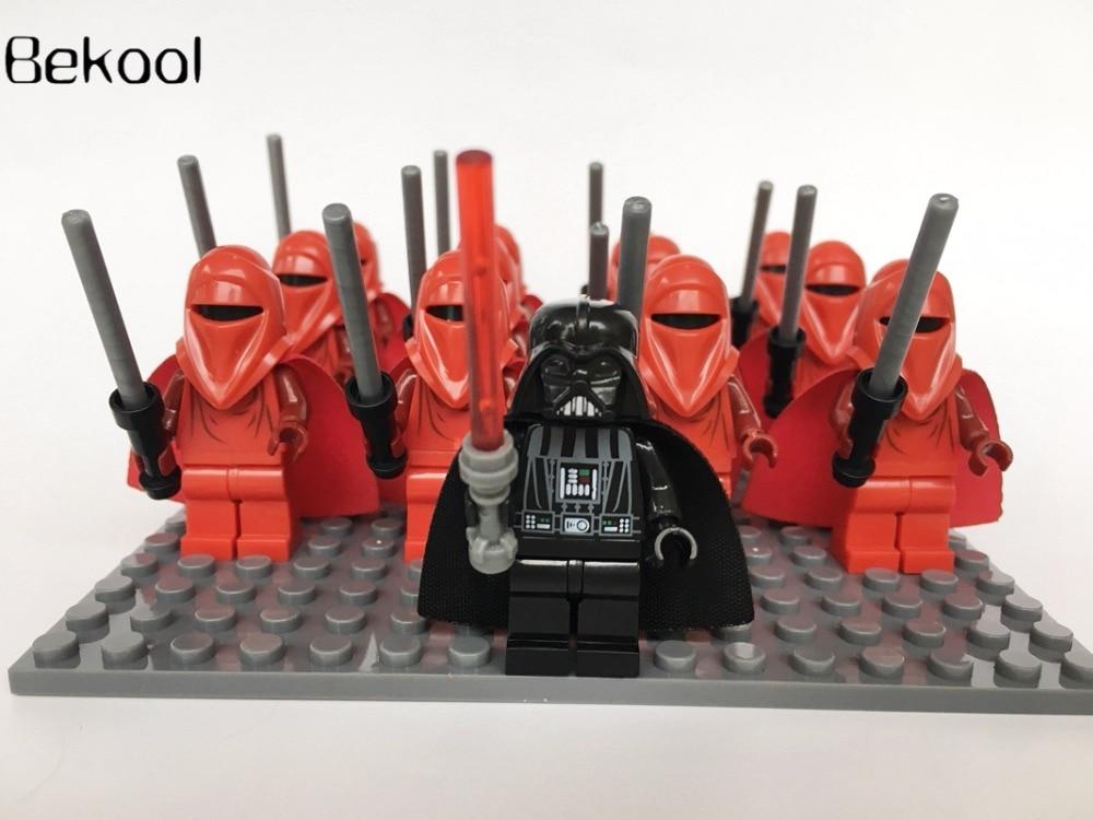 Lego Star Wars 75093 75034 Minifigur Royal Guard with Dark Red Arms sw521 Baukästen & Konstruktion LEGO Bau- & Konstruktionsspielzeug