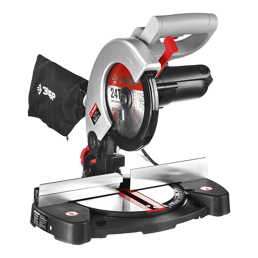 Mitre saw ZUBR ZPT-190-1100 L mini cut off saw mini cut off saw mini mitre saw mini chop saw 220v 7800rpm cut ferrous metals non ferrous metals wood plastic