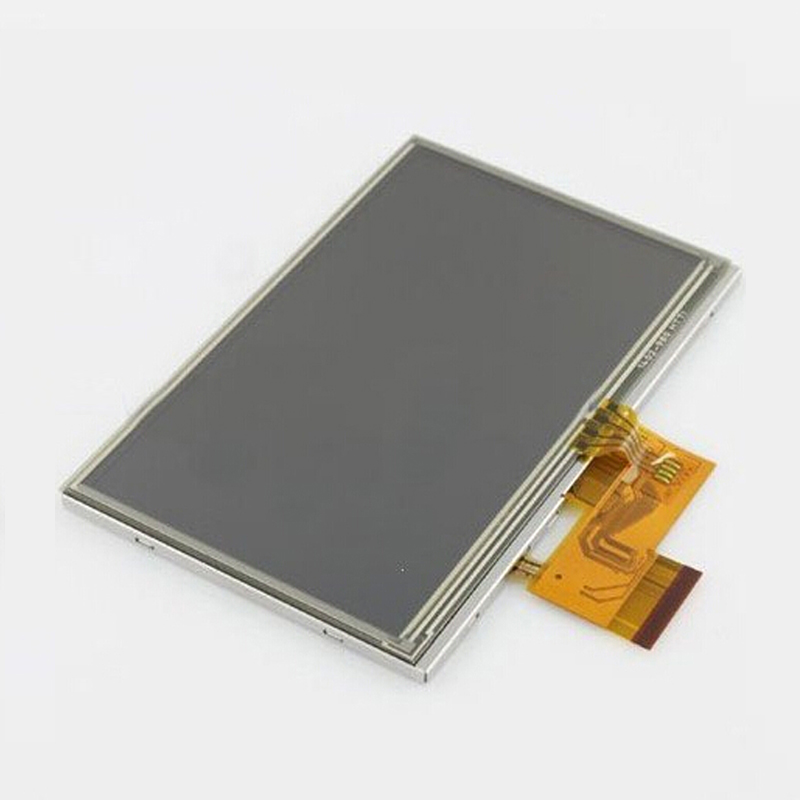 New 5 LCD Display Matrix For prestigio 5050 lcd GPS Screen lc171w03 b4k1 lcd display screens