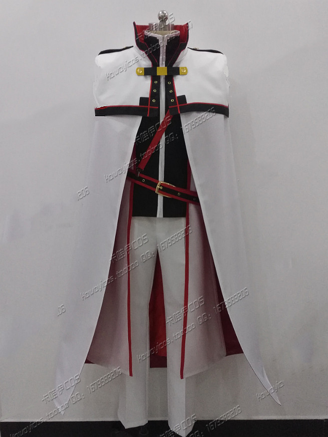 Anime Re Life in a different world from zero Felix Argyle Knights Team Uniform Cosplay Costume
