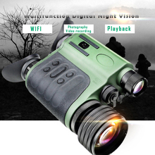 ZIYOUHU Digital HD Infrared Night Vision Scope Day Night Viewing Camera 6-30x50
