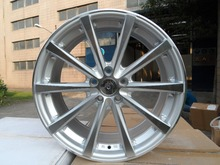 High quality! 19×8.5 et 35 5×114.3 OEM Silver Machine Face alloy wheel rims W101