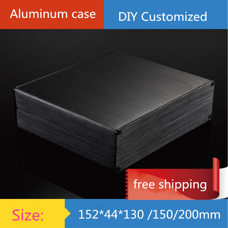 Com Aluminium My Chin Lai : Aluminum amplifier chassis instrumentation housing stb
