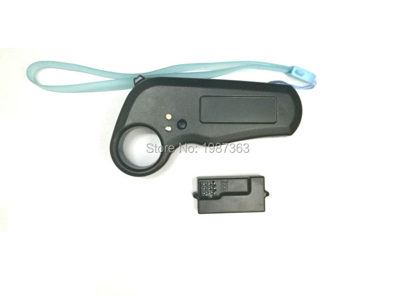 100% Original New 2.4Ghz Mini Remote Controller Built-in Lithium Battery With Receiver For Electric Skateboard Longboard