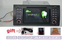 7 Android 5 1 1 For Bmw E39 Car Dvd Gps Navigation Wifi 3G Quad Core