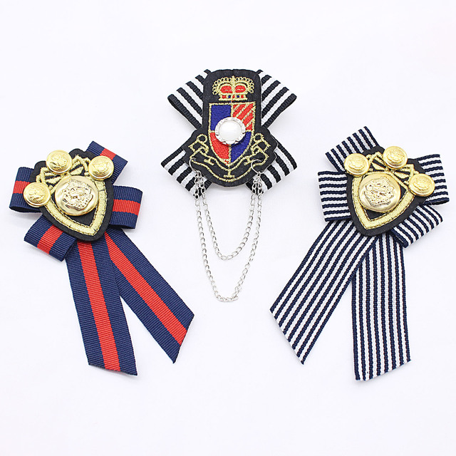 2019 vintage brooches Hot Sale Plated Trendy Anchor Lovers' Broche Female Britis
