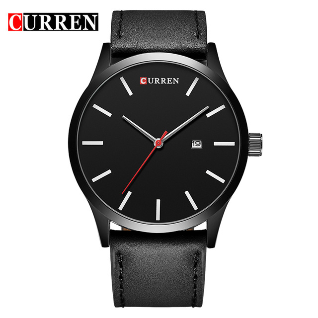 Simple Top Men Quartz Sport Watches Brand Army Military Watch Quartz-watch Waterproof Wrist Men's Relogio Masculino Curren 8214 curren men s fashion and casual simple quartz sport wrist watch