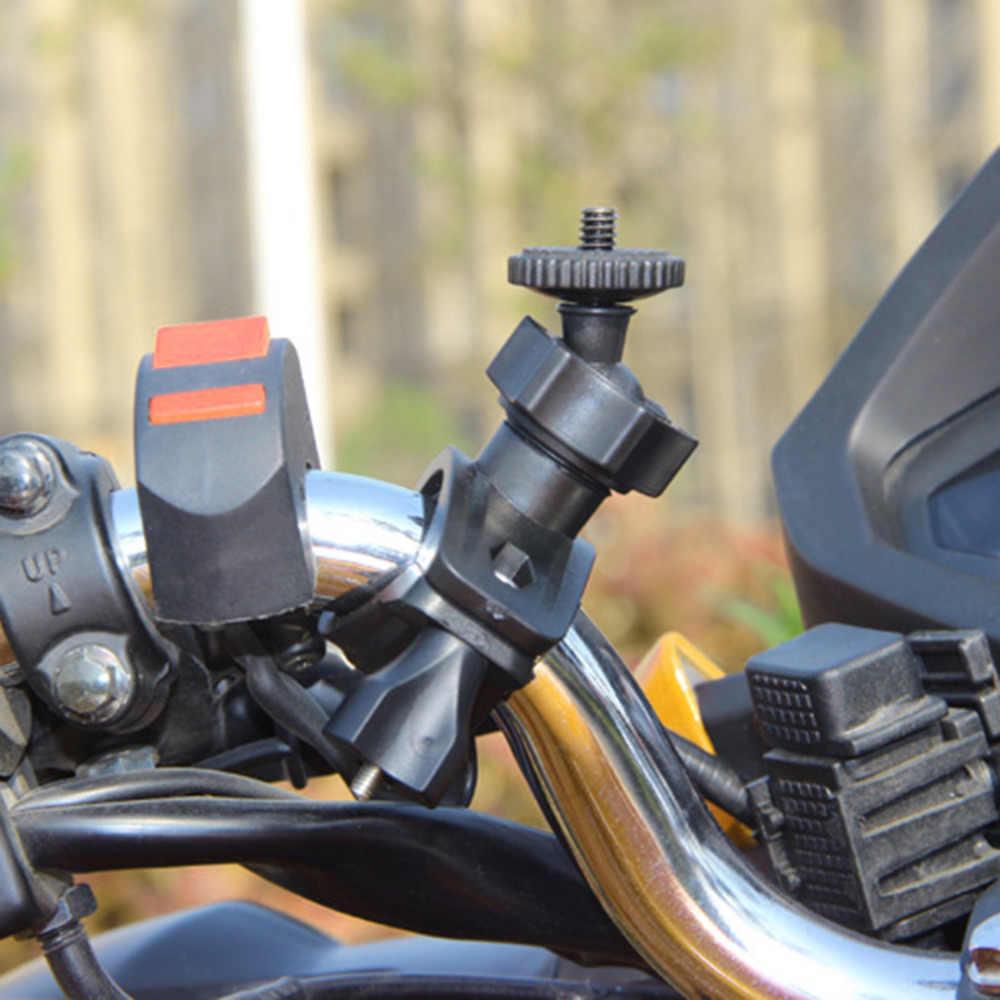 1 قطعة الدراجة دراجة دراجة نارية المقود حامل جبل حامل ترايبود للكاميرا كاميرا الساخن بحث جديد وصول دروبشيبينغ
