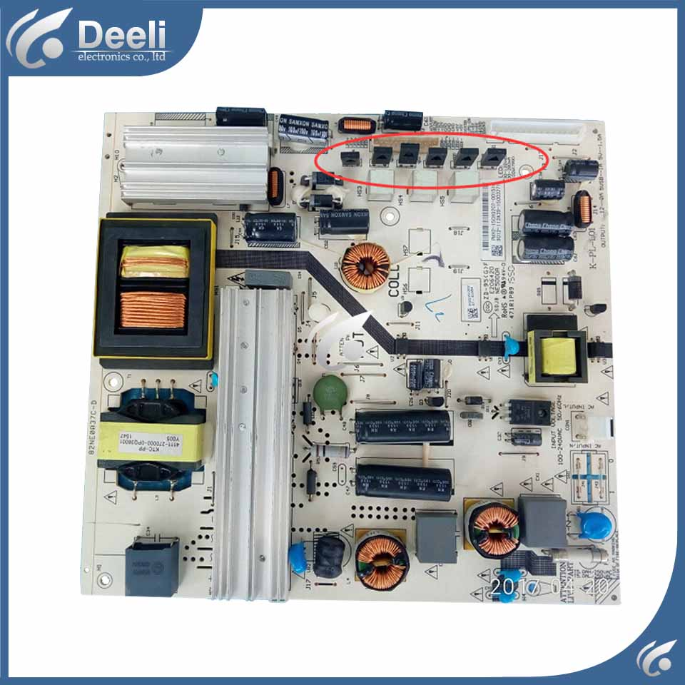 все цены на for Power Supply Board L50F3700A LE50D8900 power board K-PL-L01 4702-2PLL01-A3131D01 good working