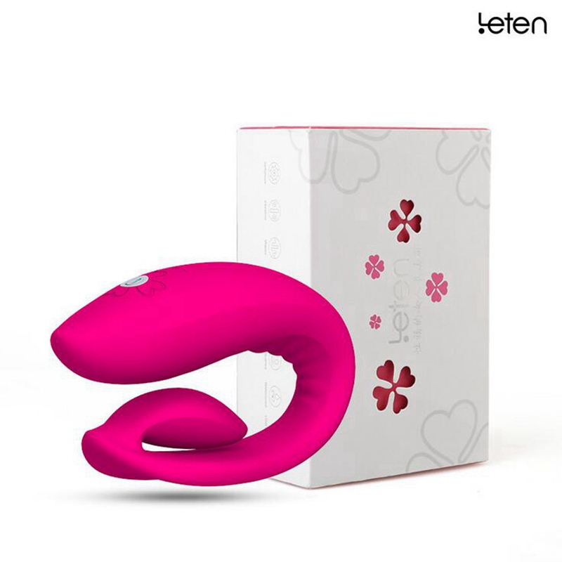LETEN Smartphone App Remote Control Clitoral Stimulation G-Spot Unisex Vibrator Waterproof Sex Toys For Woman Couple Sex Product leten smartphone app remote control bullet vibrators bluetooth connectivity waterproof sex toys for woman