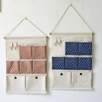 Multifunctional Wall Hanging Storage Bag Hanging Bags Organizer Hanging Storage Pouch Bags Case For Door Bathroom