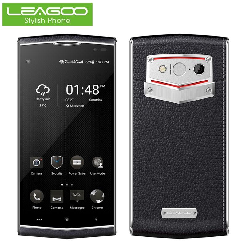 Leagoo V1 5.0 inch 4G Waterproof Smartphone MTK6753 Octa Core 3GB RAM 16GB ROM 3000mAh Mobile Cell Phone Fingerprint 13.0MP
