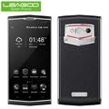 Leagoo v1 5.0 pulgadas 4g smartphone impermeable mtk6753 octa core 3 gb ram 16 gb rom 3000 mah móvil huella digital del teléfono celular 13.0mp