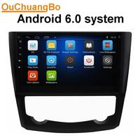 Ouchuangbo Car Stereo Gps Radio For Renault Kadjar 2016 Support 1024 600 4 Core French BT