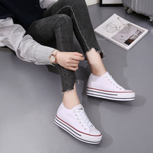 Women's Platform Sneakers Wedges Height Increasing Shoes Woman Platform Leopard
