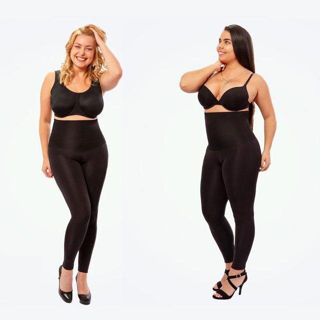 Black Seamless Women Plus Size High Waist Shaping  Leggings for Women Fitness Push Up Leggings Stretch Pants Leggins Mujer 2019 1