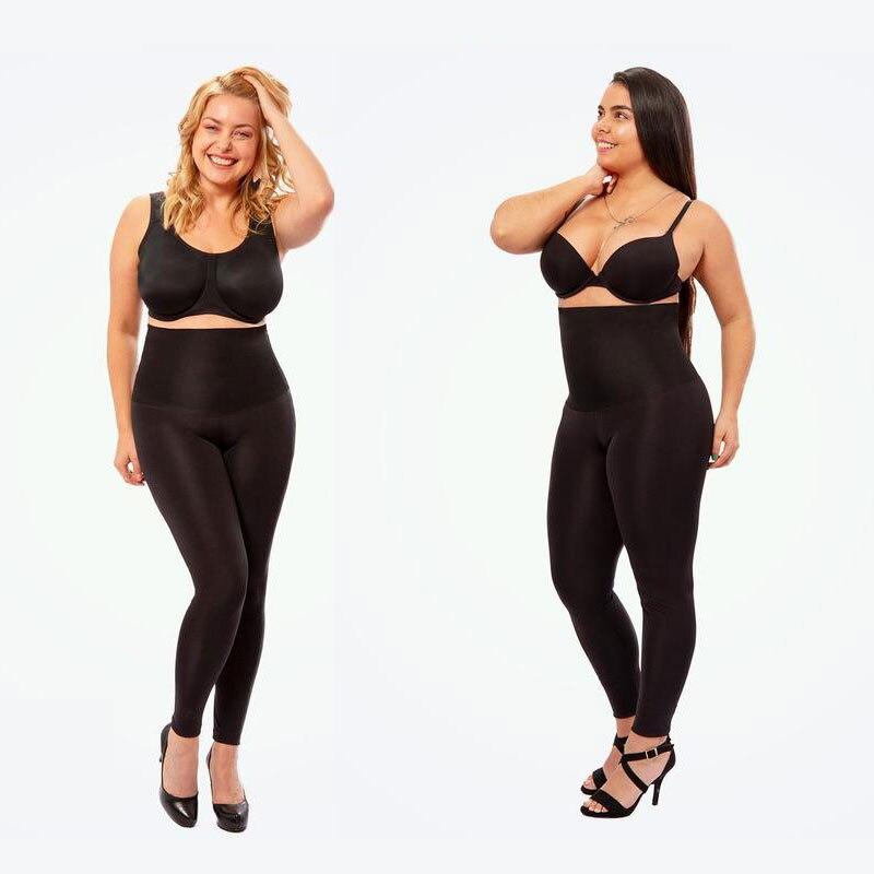 Black Seamless Women Plus Size High Waist Shaping   Leggings   for Women Fitness Push Up   Leggings   Stretch Pants Leggins Mujer 2019
