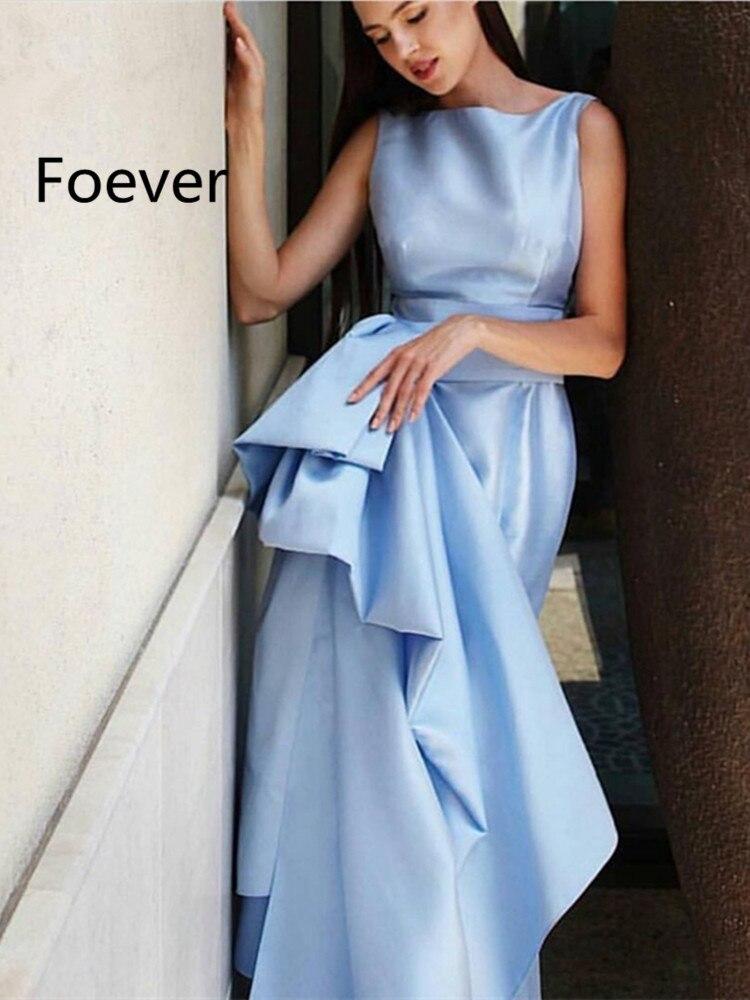 New Arrival Taffeta Cheap evening dress 2019 Vestidos de noche Long evening dresses Plus size suknia wieczorowa