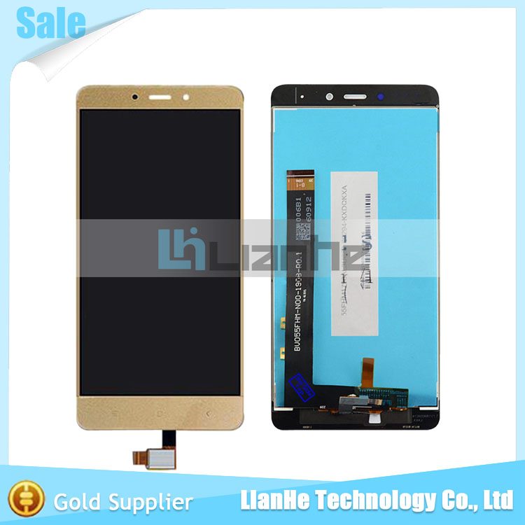 For Xiaomi Redmi Note 4 LCD Display Touch Panel LCD Screen Digitizer Assembly Replacement For Xiaomi