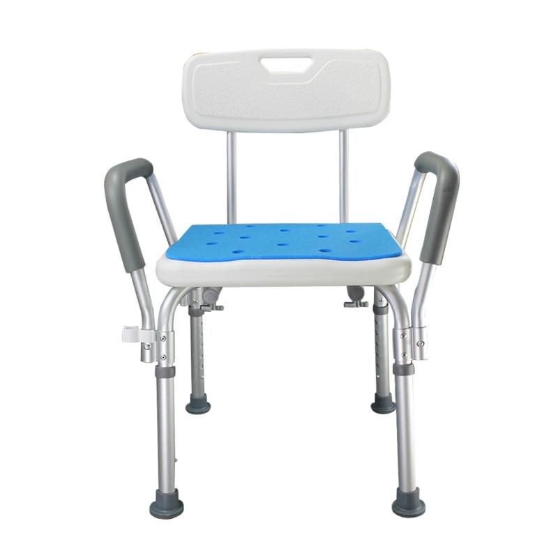 Bath Chair Shower Chair Bathroom Stool Non slip Old People ...