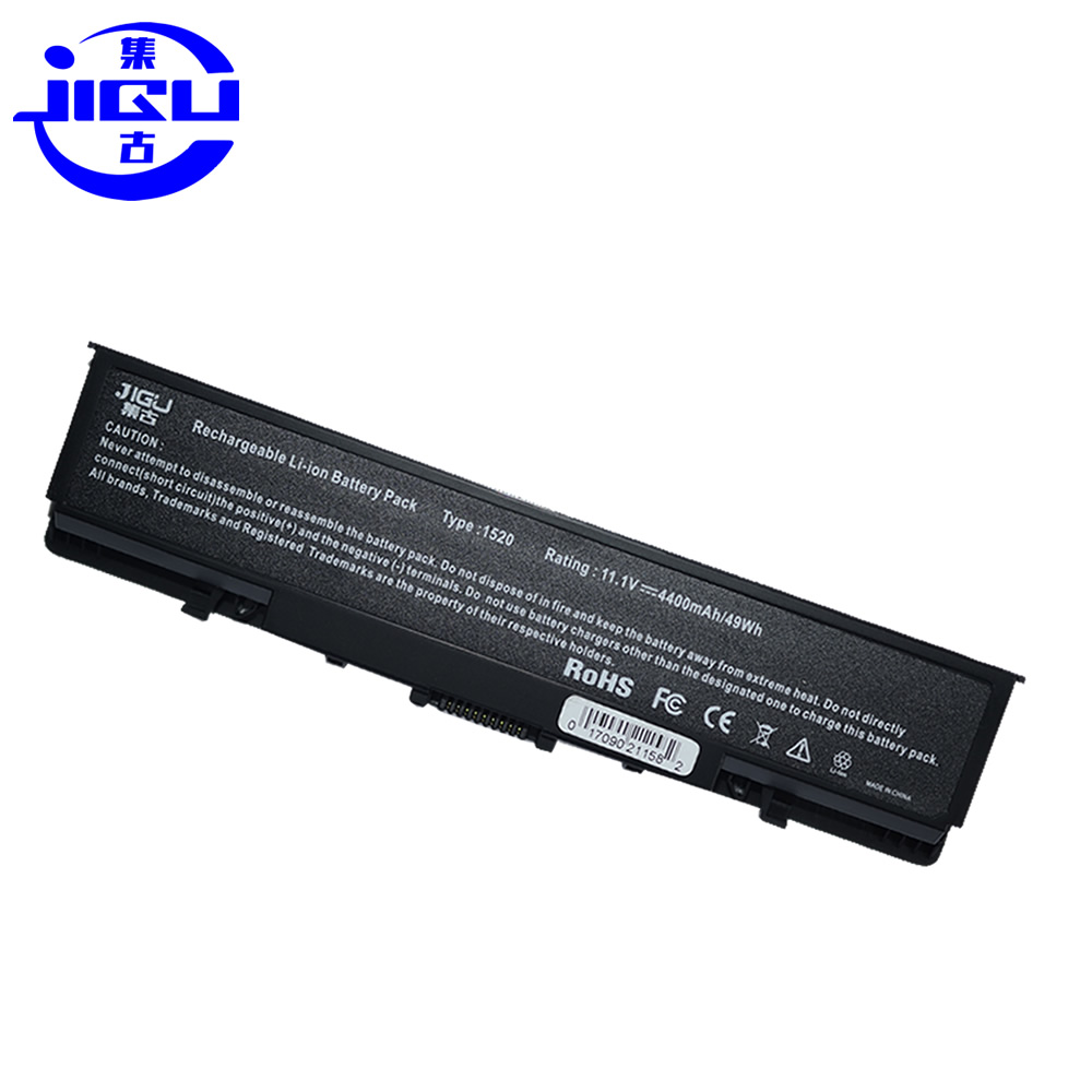 JIGU New 6 Cells Laptop <font><b>Battery</b></font> For <font><b>Dell</b></font> For <font><b>Inspiron</b></font> 1520 1521 <font><b>1720</b></font> 1721 For Vostro 1500 1700 image