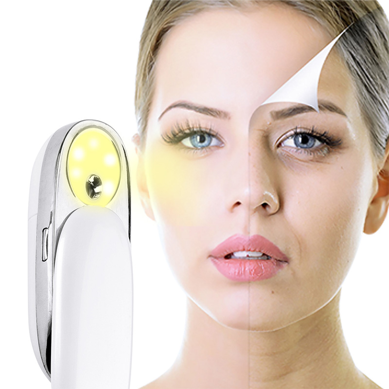 TOUCHBeauty Facial Steamer, Portable Water Mist Sprayer Light 590 - Hudpleje værktøj - Foto 3