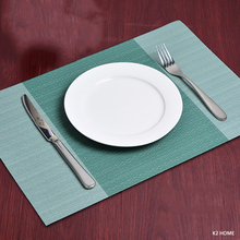 Pack of 4Pcs Placemats Kitchen Dinning Table Place Mats Non-slip Dish Bowl Placement Heat Stain Resistant Table Decorative Mats