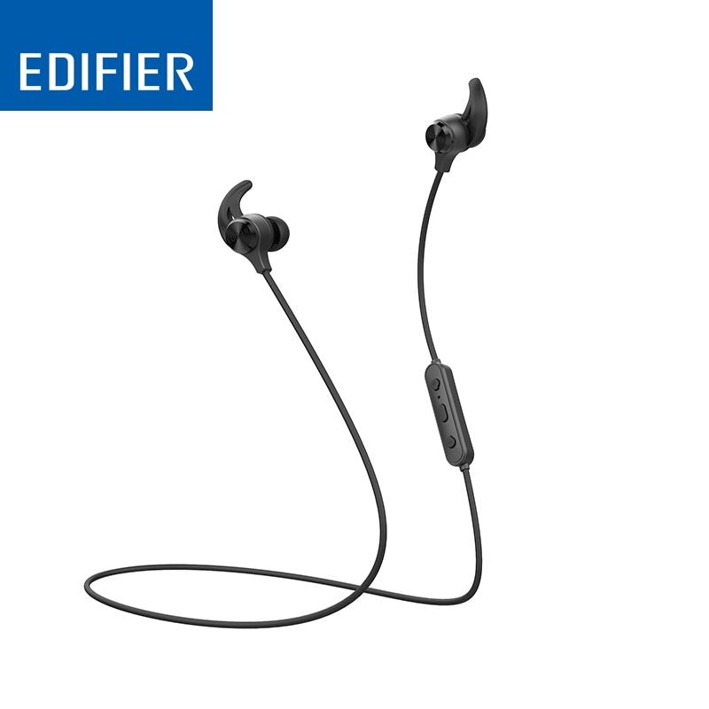 EDIFIER W280BT In-ear Wireless earphone Noise Cancelling Sports earphone Bluetooth V4.1 Combined with hFP, HSP, A2DP, AVRCP 2 in 1 wireless bluetooth earphone