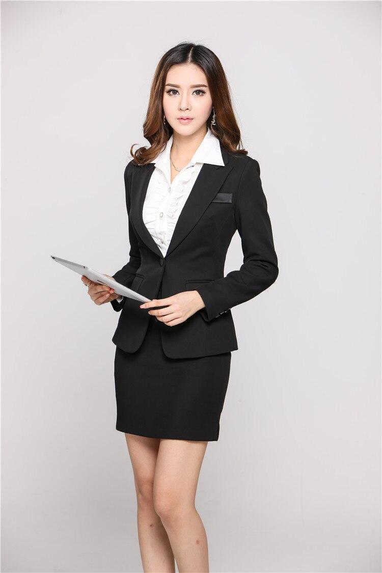 62cf557f06e3b 2015 New Arrival Autumn Winter Formal Office Uniform Design Women ...