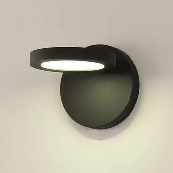 5w Modern Wall Sconces Simple Black White LED Wall Light For Home Lighting Bedside Wall Lamp Lampe Murale