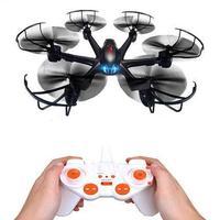 Mejor YUKALA rcTechnic X800 2,4G 6-axis RC quadcopter drone RC helicóptero rc puede agregar C4005 Cámara FPV (no incluido)