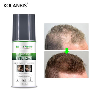 Image 5 - 4pc oily growth bald spray  tonic and ginseng hair loss regrowth shampoo for alopecia men fast follicle treatment essential oils