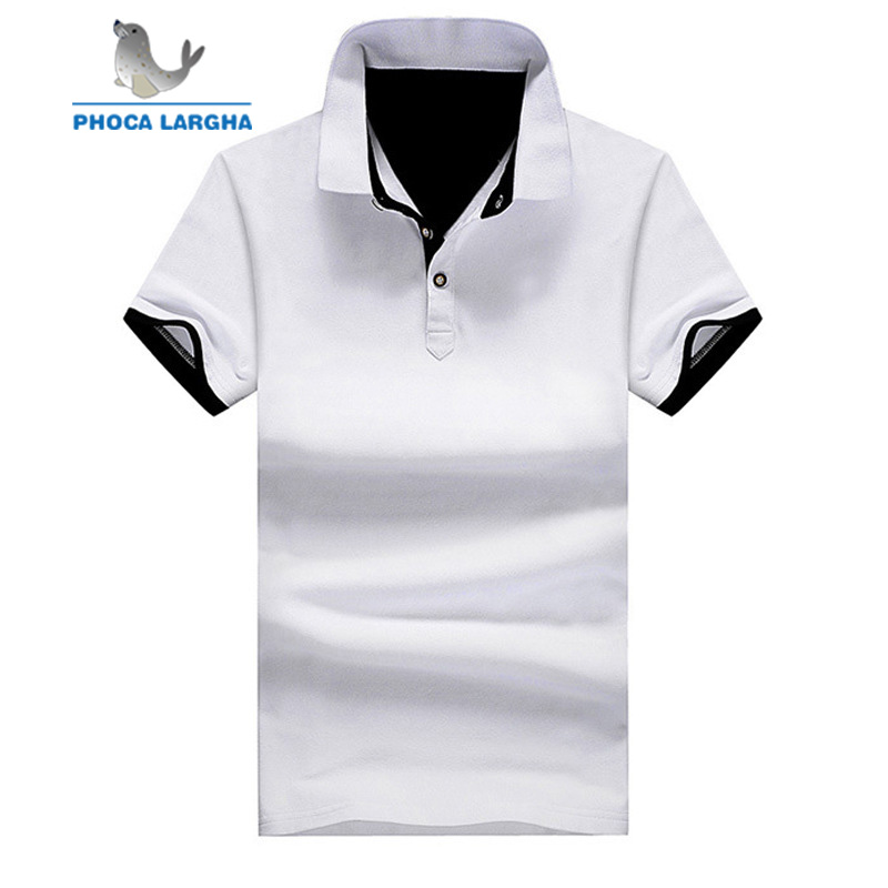 Brand New Men's   Polo   Shirt High Quality Men Cotton Short Sleeve   Polos   Brands jerseys Summer Mens   Polo   Shirts Plus Size M-4XL