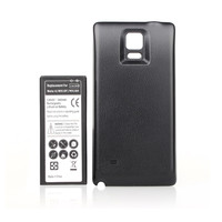 6800mah Cell Phone Extended Phone Battery For Samsung Galaxy Note IV 4 Note4 N9100 N910F N910H