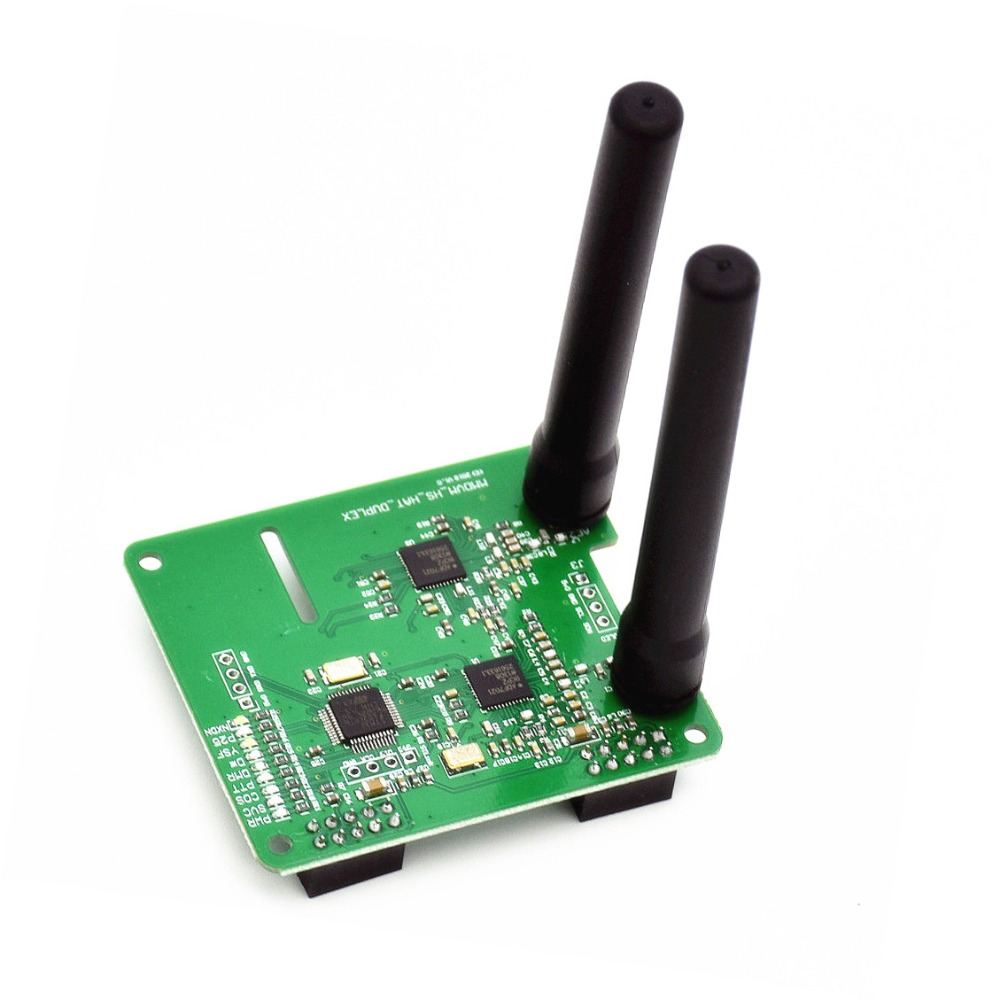 New <font><b>Duplex</b></font> MMDVM <font><b>Hotspot</b></font> Support P25 <font><b>DMR</b></font> YSF + Antenna for Raspberry Pi image