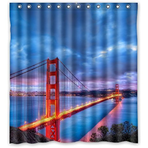 Buy Shower Curtain California And Get Free Shipping On AliExpress