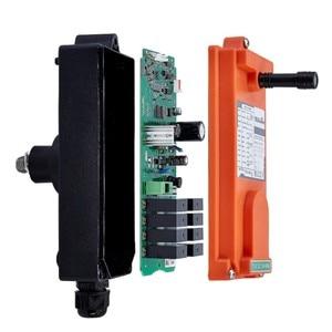 Image 5 - Fernwirk F21 E2 industrielle radio fernbedienung AC/DC universal wireless control für kran 1 sender und 1 empfänger