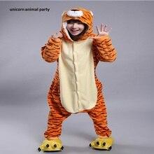 Kigurumi Adult Alaska Tiger Sleepwear Flannel Pajama Sets Cosplay Costume Animal Pyjamas Homewear Winter Zodiac Onesies