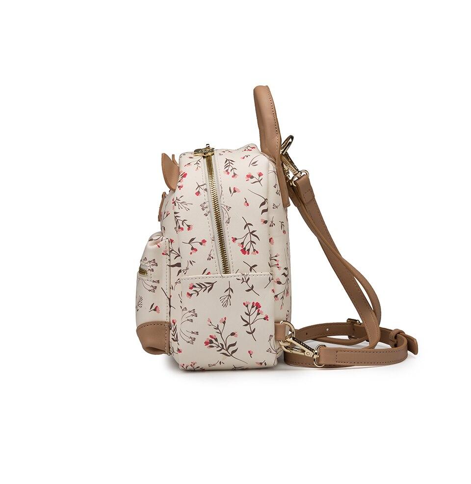 mochila de luxo para adolescentes menina mini mochila pequena fêmea